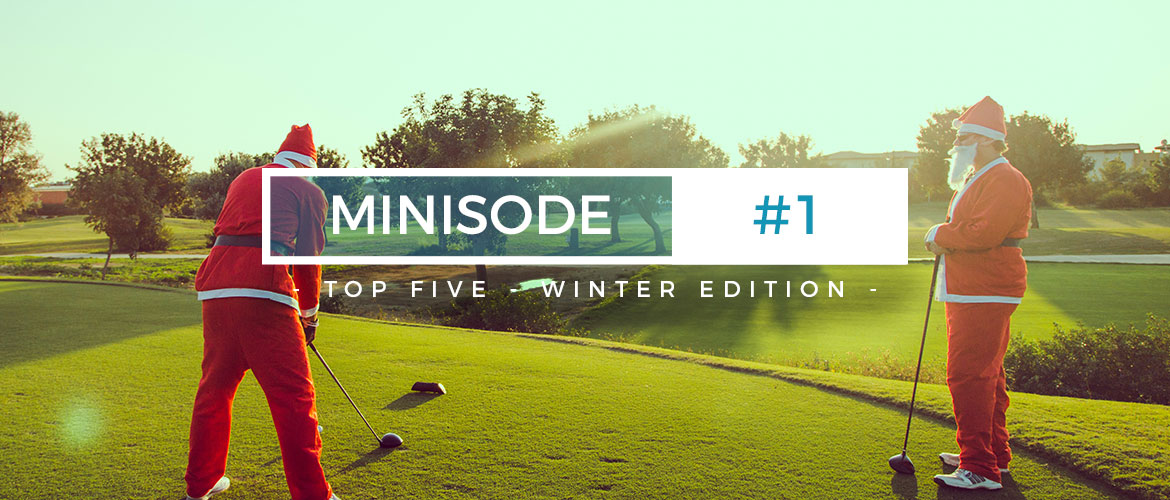 Minisode #1 - Top 5 things to do in the winter on Hilton Head Island